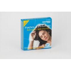 DESCRIPCIÓN DEL PRODUCTO Aquamed Active Parches anti-insomnio proporciona una mejora de la duración y de la calidad del sueñ