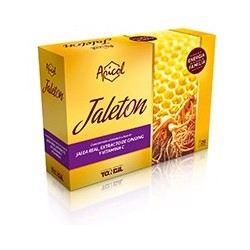 Ingredientes activos/vial: Jalea Real liofilizada 333 mg (equivalentes a 1000 mg de Jalea Real fresca) Ginseng coreano IL HWA