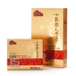 Ingredientes:  Dextrosa, Extracto de Ginseng coreano hidrolizado IL HWA (5%) y Extracto de Ginseng coreano IL HWA (5%). Los e