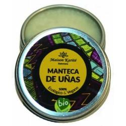 Nutre, fortalece, es fungicida y bactericida .  Bálsamo nutritivo, protector, anti-fúngico para fortalecer y mejorar el estad