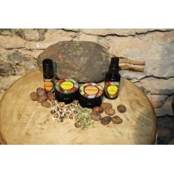 Muy alta concentración de antioxidantes, detoxificantes y nutrientes regenerantes.  Recomendación Detox/Antipolución para el