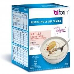 CARACTERÍSTICAS Natillas hipocalóricas sustitutivas de comidas.  Las Natillas bioform* son una manera más fácil y deliciosa
