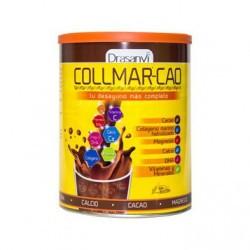 DESCRIPCIÓN DEL PRODUCTO Collmar Cao Collmar® Cao es un complemento alimenticio a base de Cacao desgrasado de procedencia ecol