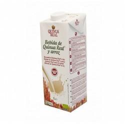 DESCRIPCIÓN DEL PRODUCTO Exquisita y delicada bebida de Quinua Real y arroz elaborada con ingredientes de cultivo ecológico. E