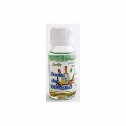 Aceite Juan del Dinero 60 ml (Prod.Ritualizado)