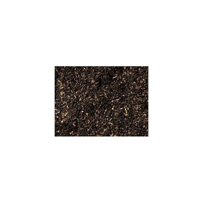 Té negro*, *de cultivos orgánicos controlados