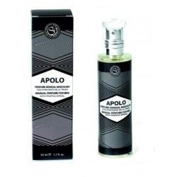 PERFUME SPRAY APOLO, 50 ml. Código del Artículo: 3173  Descripción: La gama de perfumes con atrayente sexual de trufa que S