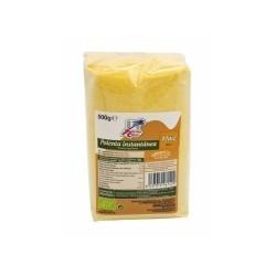 Polenta instantánea de agricultura ecológica. Ideal para preparar polenta, añadir en otros platos o preparar dulces. Ingredient