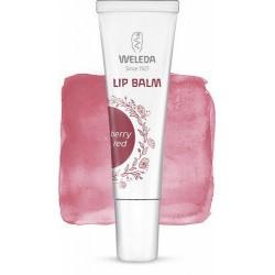 Descripción Un sutil toque de color rojo frambuesa que resalta la belleza natural de tus labios. Previene la sequedad y ofrece