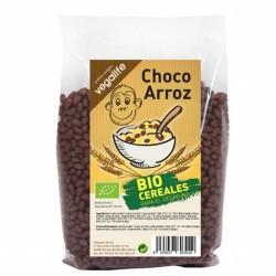 Más información Ingredientes: *Harina de Arroz (75%), *Azu´car de Can~a (15%), *Sirope de Mai´z (3,5%), *Cacao en Polvo (2,8%)