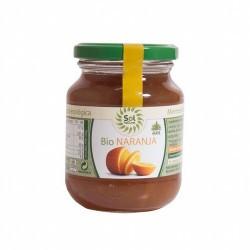 MERMELADA DE NARANJA CON AGAVE BIO 330 G SOL NATURAL    Ingredientes: *Sirope de Ágave, *Naranja, Agua, Gelificante: Pectin
