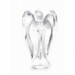 Angel de cristal de roca. Medida:3x2cm