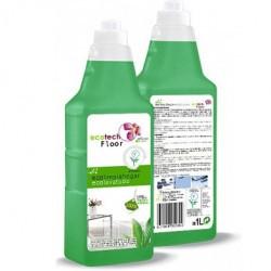 ECO LIMPIAHOGAR  Es un detergente neutro formulado con materias primas de origen  natural de elevado nivel de biodegradabilid