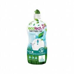 GEL DETERGENTE LAVAVAJILLAS 750 ML ECOTECH    Descripción Detergente para máquinas lavavajillas ecológico de pH neutro form