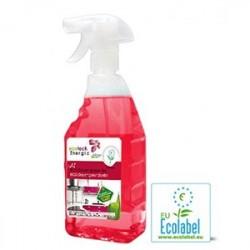 ECO DESENGRASANTE  Es un desengrasante formulado con materias primas de origen natural de elevado nivel de biodegradabilidad,