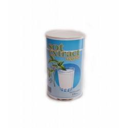 Más información Equivale a 7 litros de bebida de soja líquida. Ingredientes: Aislado de proteína de soja no modificada genéti