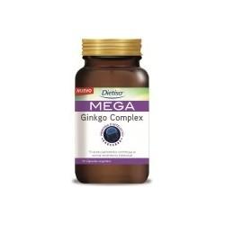 INGREDIENTES Citrato de colina, agente de carga: celulosa microcristalina, extracto seco de Ginkgo estandarizado al 24% de glu