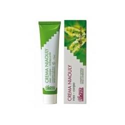 Crema corporal y facial regenerante y fungicida. Sin conservantes.  Ingredientes Aceites esenciales puros de niaouli, lavand