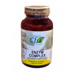 CF.ENZYM COMPLEX 120 CAPS....