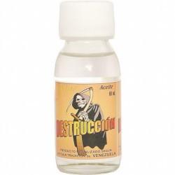 Aceite Destrucción 60 ml (Prod. Ritualizado)