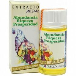 Extracto Abundancia Riqueza y Prosperidad 20 ml.