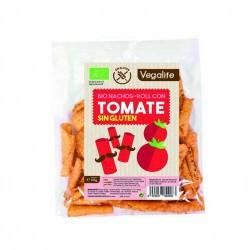 INGREDIENTES:  Harina de maíz, aceite de girasol, tomate natural, azúcar, sal, extracto de levadura, paprika, pimienta negra,
