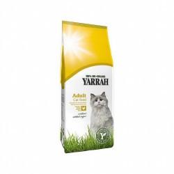 A partir de los 12 meses los gatitos pueden cambiar a esta variante seca. La combinación de pollo (28%) y los cereales aseguran