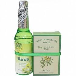 Pack Agua de Ruda (70 ml) + Jabon Ruda