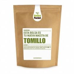 Tomillo (Thymus vulgaris). El tomillo es un condimento que viene empleándose en la cocina desde tiempos inmemorables. Es una hi