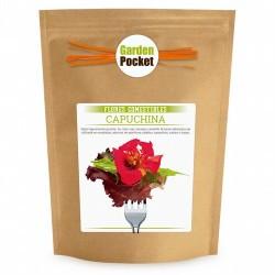 Sabor ligeramente picante. Su color rojo, naranja o amarillo le hacen ideal para ser utilizadas en ensaladas, adornos de aperit