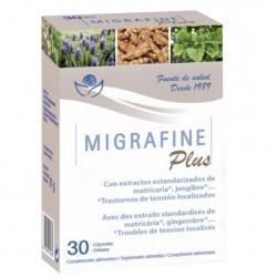 Contribuye al mantenimiento de una adecuada circulación cefálica, ayudando a prevenir y a mejorar dolores de cabeza  Ingredie