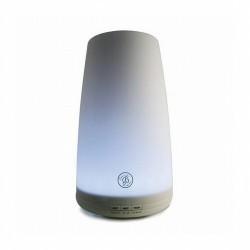 Descripción: Brumizador ultrasónico de gran potencia, además de decorativa lámpara led y un fantástico humidificador antibacte