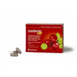 Por cápsula: Extracto de Arándano rojo americano valorado en más del 40% en proantocianidinas (PACs) 375 mg (mínimo 150 mg PAC