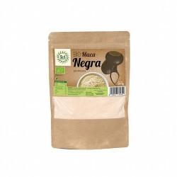 Ingredientes: Maca* Negra en Polvo.  * Ingredientes de la agricultura ecológica     Información Nutricional (100 g):  V