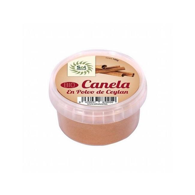 Ingredientes: Canela* en Polvo de Ceylan. ( Cinamomum Zeilancium ) * Ingredientes de la agricultura ecológica     Informa