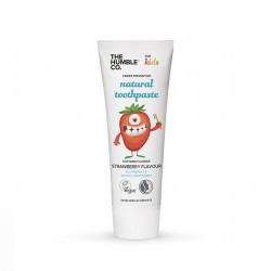 Esta pasta de dientes de The Humble Co. es presentada por dentistas que se preocupan por su salud bucal, nuestro entorno y