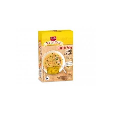 Ingredientes harina de maíz , harina de arroz , harina de mijo 20% , emulgente: mono y digliceridos de ácidos grasos . Puede c