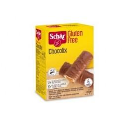 Barrita de chocolate con leche rellena de caramelo sin gluten Sí, ¡es el snack dulce que estás pensando! Barrita recubierta de