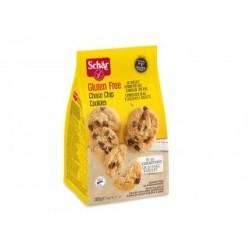 Las originales galletas tipo cookies con pepitas de chocolate sin gluten Si lo tuyo son las cookies de chocolate británicas, e