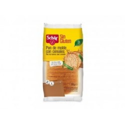 Tierno pan de molde sin gluten con cereales El pan de molde de siempre con más cereales. Disfruta del sabor y la esponjosidad