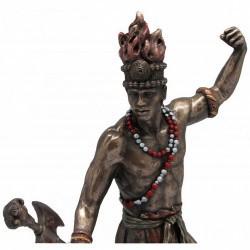 Changó es uno de los más populares Orishas del panteón Yoruba. Se considera el Rey de la regla de Osha. Es el Orisha de los tru