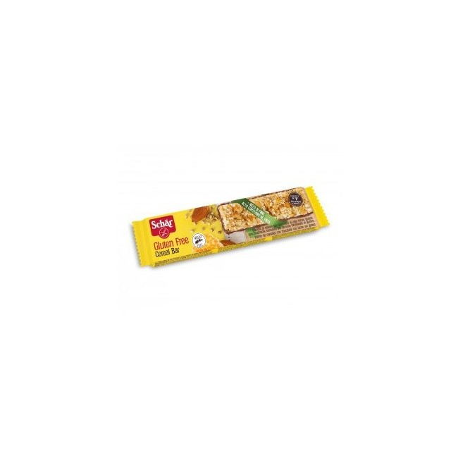 Barrita de cereales y chocolate sin gluten Deliciosa y sana: la nueva barra de cereales sin gluten no sólo aporta una valiosa