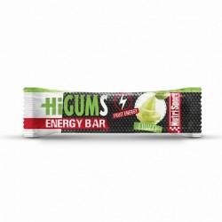 Energía a base de pulpa de frutas. Retrasa la fatiga muscular. Para antes o durante. Caja de 28 barritas.  El consumo o au