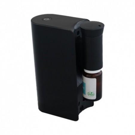Libelia es el primer difusor de aceites esenciales inalámbricos. Se recarga en 6 horas y puede funcionar con más de 20 horas co