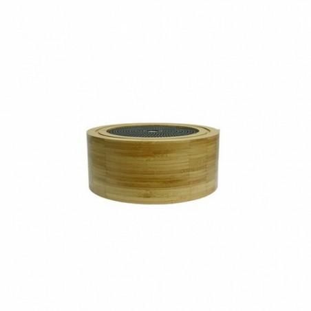Elia: difusor ultrasónico El difusor de aceites esenciales ELIA destaca por su diseño original y llama la atención cuando difu