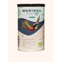 Las semillas son una forma cómoda y eficaz de disfrutar de los beneficios de la moringa. Se pueden consumir solas (con agua) o