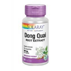 Descripción: Dong Quai es muy popular en las mujeres de todo Asia, especialmente en China.  Modo de empleo: Tomar una VegCa