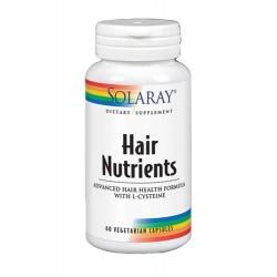 Descripción: Hair Nutriens™ con L-cisteína, un multivitamínico y mineral especial para favorecer la nutrición capilar.  Modo