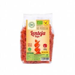 Ingredientes: Harina de Lentejas Rojas*.  * Ingredientes de la agricultura ecológica        Información Nutricional (1