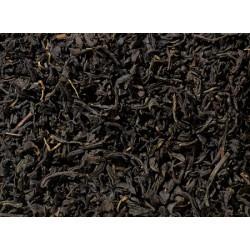 Té negro*, humo, * de cultivos orgánicos controlados